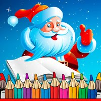 Christmas coloring pages – Coloring book