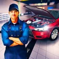 Garage Car Mechanic Simulator