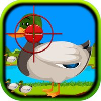 Old Ugly Duck Tap Hunt FREE - Mallard Cannon Siege Shooting Game