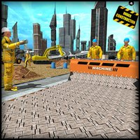 City Road Builder 3D