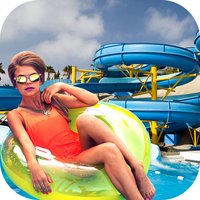 Water Park - Amazing Theme Park Water Rides 2016