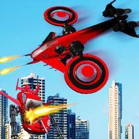 Drone Attack Air Strike