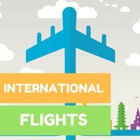 International Flights booking -Best Airfare online