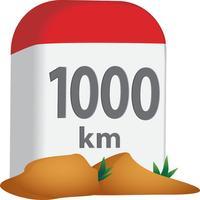 1000 Km
