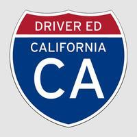 California CA DMV Driving Test