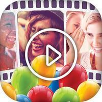 Birthday Slideshow Maker – Free Funny Video.s