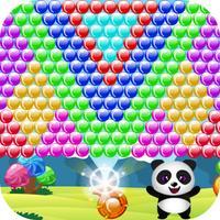 Rescue Baby Panda - Shooting Ball Candy