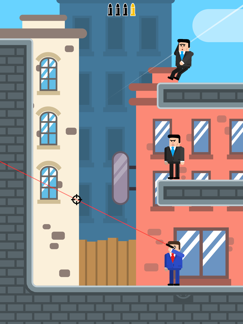 Mr Bullet - Spy Puzzles App for iPhone - Free Download Mr