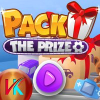 Prize Box Packing Gift