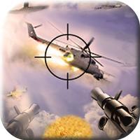 Anti Aircraft Gun Defense:Airstrike Shooting
