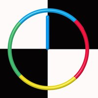 Crazy Color Wheel Arcade