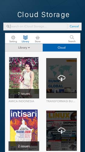 Gramedia Digital App for iPhone - Free Download Gramedia