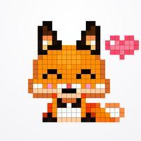 Color by number 2018 - FoxPix