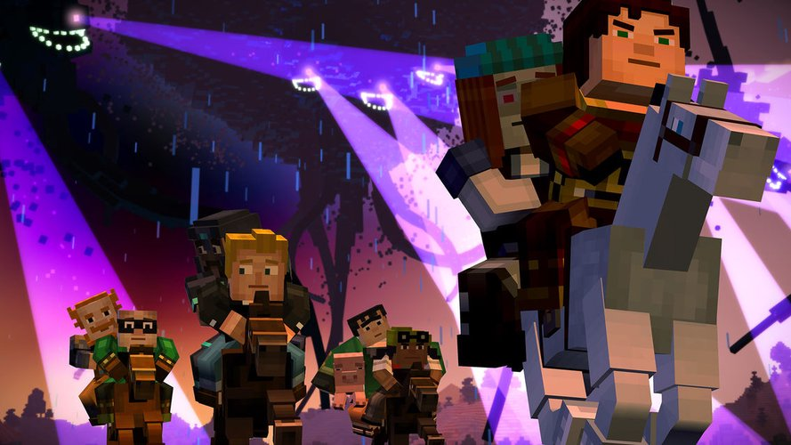 Minecraft: Story Mode - A Telltale Games Series App for