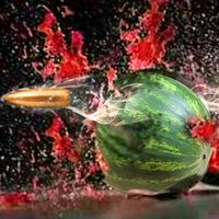Watermelon Shooting Adventure