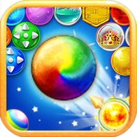 bubble balls pop - shooting games