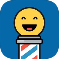 BarberMojis- Barbers & Hairstyles Emoji Stickers