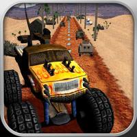 Monster Truck Racing Highway Free