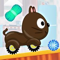 Beepzz Cats - Kids car racing