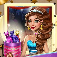 Fashion Girl Dress Up Party