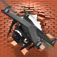 Quadcopter Drone Flight Simulator - Tap to play