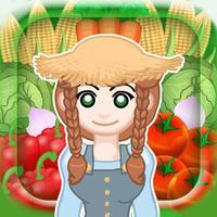 Learn Numbers and Farm Veggies