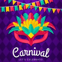 Carnival Party Stickers