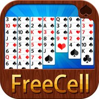 Classic FreeCell Solitaire Card Game