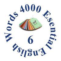 4K Essential English Words 6