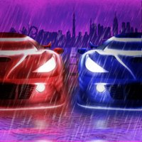 Twin Turbo Street Racing Games
