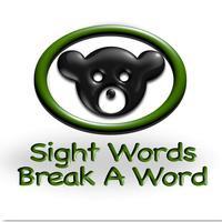 Sight Words – Break A Word