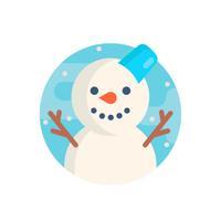 Winter Holidays Stickers.
