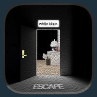 Escape -white and black-