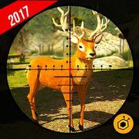 Wild Deer hunting 2017 - Safari Sniper Shooting 3D
