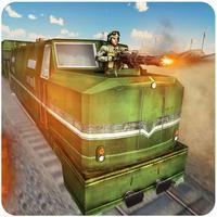 Gunship Train War –  A 3D Railroad Locomotive Counter Attack