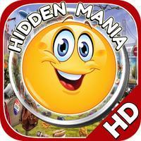 Free Hidden Object Games:Hidden Mania 11
