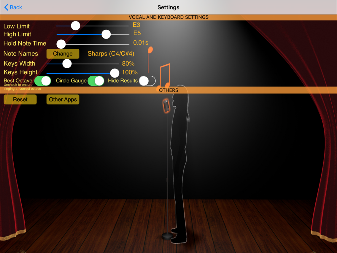 Voice Training - Learn to Sing App for iPhone - Free
