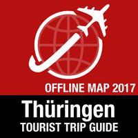 Thüringen Tourist Guide + Offline Map