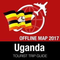 Uganda Tourist Guide + Offline Map