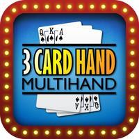 MultiHand - 3 Card Hand