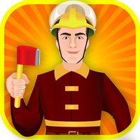 Fireman Costume and Police Uniform Dress Up - Firefighter In Firehouse Maker Game Free