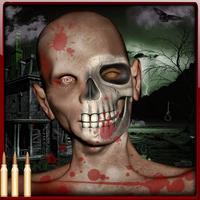 Zombie Sniper Shooter-Dead War