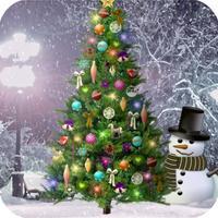 Crazy Christmas Tree For Santa