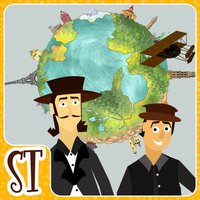 Around the World in 80 Days by Story Time for Kids