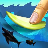 Finger Surfer - Ocean Surf Game