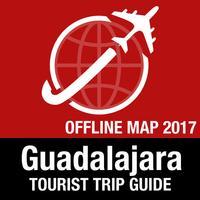 Guadalajara Tourist Guide + Offline Map