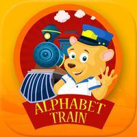 Alphabet Train For Kids - Learn ABCD