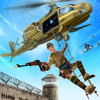 Army Prison Helicopter Gunship Battle 3D
