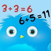 Furry Math Friends – Mathematics game for children to learn algebra, calculation and addition for preschool, kindergarten or school!