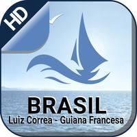 L. Corrêa to Guiana F. Charts
